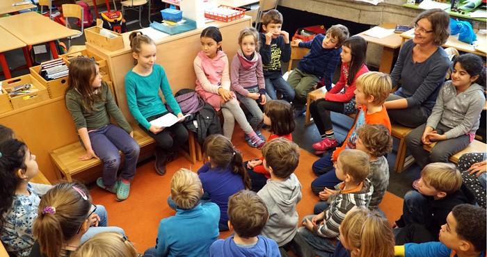 Vorlesetag Grundschulen 2016