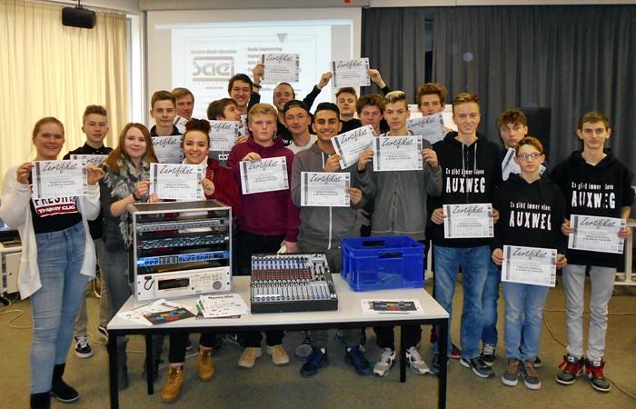 Tontechnik-Workshop 2016